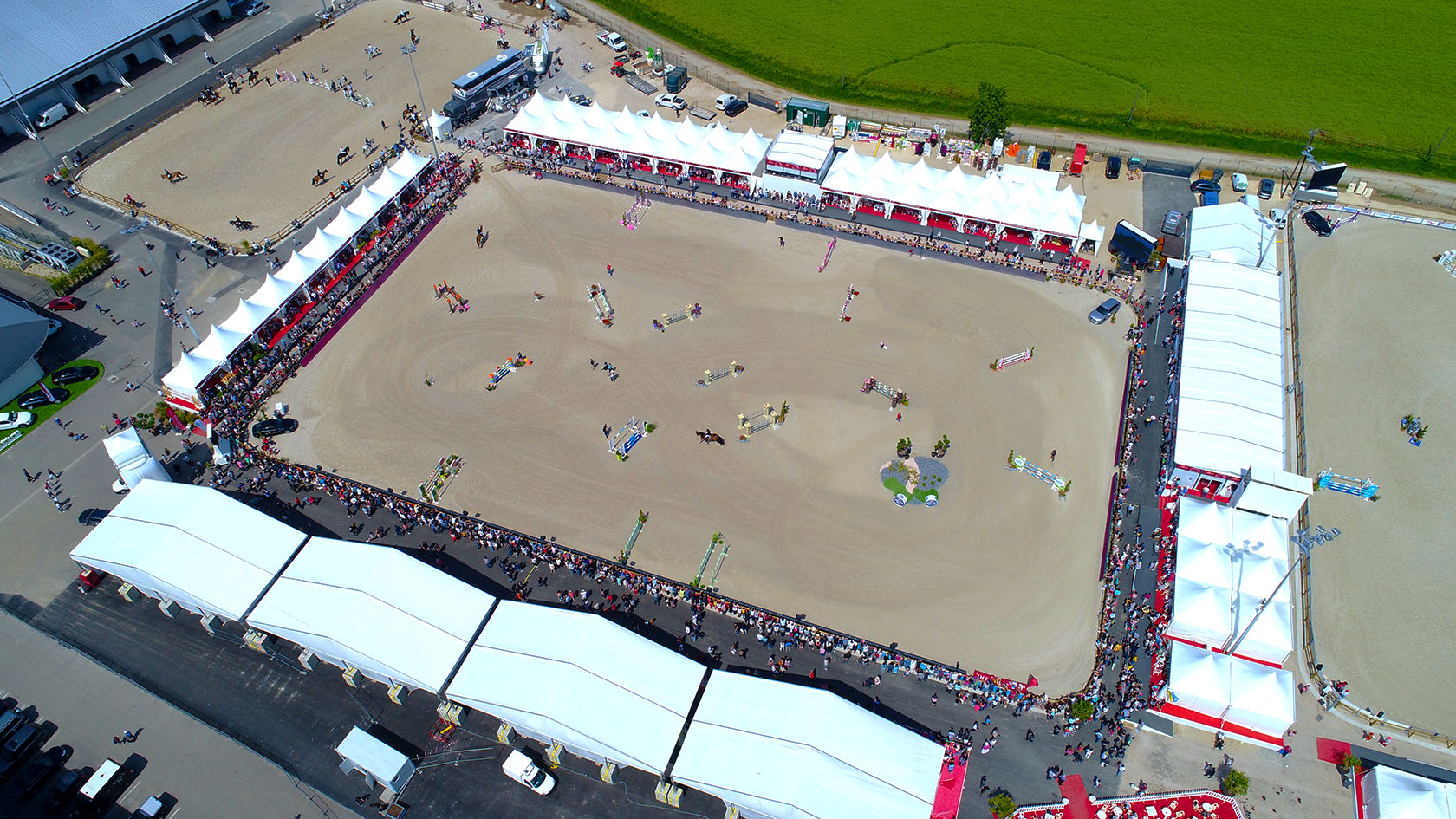 Jumping international de Bourg-en-Bresse