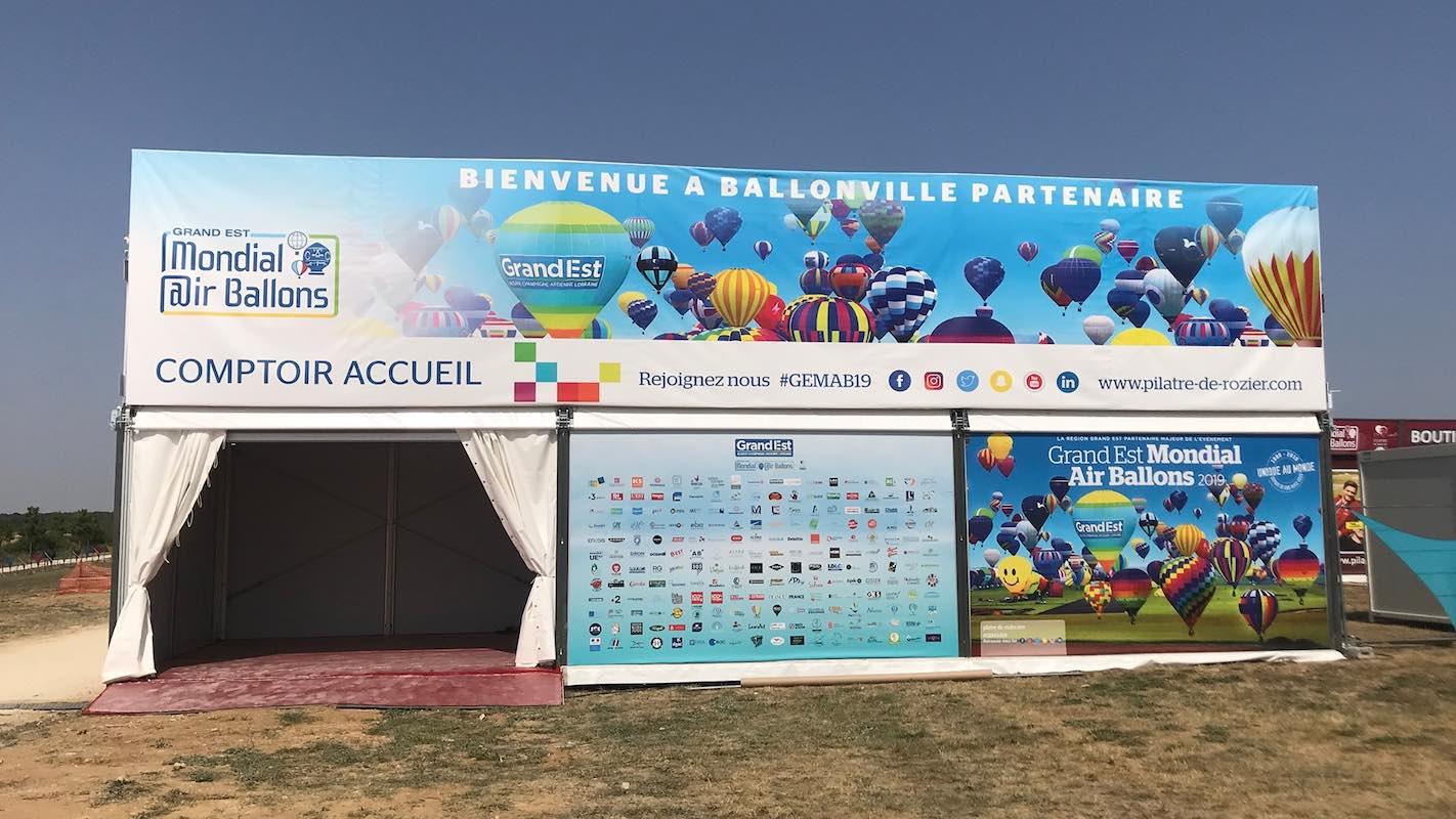 Mondial Air Ballon By LIBERTE EVENTS