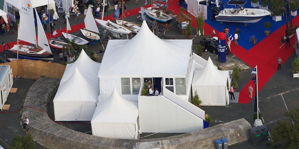 Structure à étage By LIBERTE EVENTS