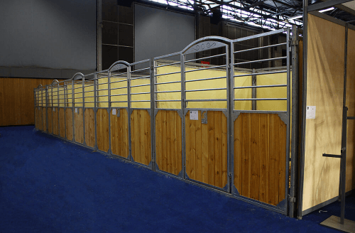 Boxes Prestige au salon du cheval de Paris 2019 - Cheval Liberté Covers